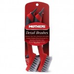 Mothers Detail Brushes (2 szt)