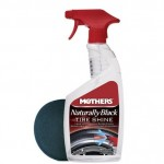 Mothers Naturally Black Tire Shine
