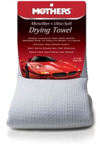 Mothers Ultra Soft Drying Towel