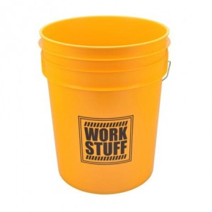 Work Stuff Detailing Bucket Yellow - wiadro