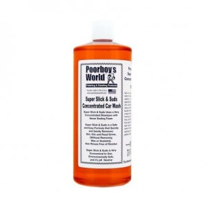 Poorboy's World Super Slick and Suds Concentrate 946 ml