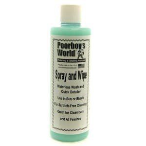 Poorboys World Spray & Wipe 118 ml