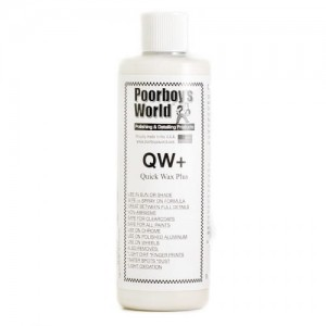 Poorboy's World Quick Wax Plus ( QW+ ) 473 ml