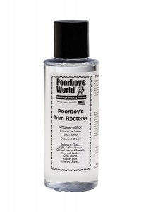 Poorboy's World Trim Restorer 118 ml