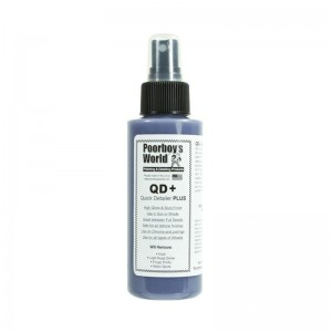 Poorboy's World Quick Detailer Plus ( QD+ ) 118 ml